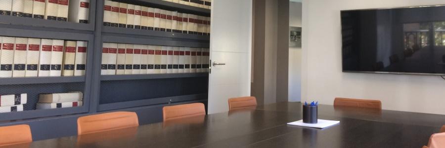 ARM Notarios Sala de Firmas